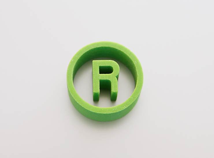Marke anmelden Logo
